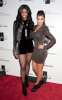 Kim Kardashian celebrates her Las Vegas birthday bash with Ciara at the trendy Tao Nightclub on October 16th 2009