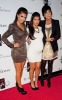 Kim Kardashian spotted at her Las Vegas birthday bash with Kourtney Kardashian and their mother Kris Jenner at the trendy Tao Nightclub on October 16th 2009 4