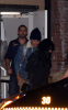 Vanessa Hudgens and Zac Efron photographed leaving a Spanish restaurant after watching a Vancouver Giants hockey game in Vancouver Canada on October 16th 2009 3