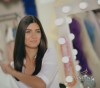 Tuba Buyukustun picture from Pantene hair shampoo promotional video advertisement 5