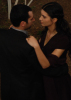 pictures from the turkish drama series Asi and Demir 1