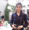 Tuba Buyukustun personal pictures at a dinner restaurant