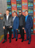 Backstreet Boys band arrive at the Los Premios MTV 2009 Latin America Awards held at Gibson Amphitheatre on October 15th 2009 in Universal City California 4