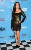 Eliza Dushku arrives at the Spike TVs 2009 Scream Awards