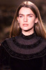 Filippa Hamilton picture on the runway of Ralph Lauren Fall 2002 Ready to Wear fashion show 1