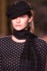 Filippa Hamilton picture on the runway of Ralph Lauren Fall 2002 Ready to Wear fashion show 2
