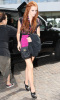 Ashlee Simpson picture as she arrives for a Vogue photo shoot at the Hilton hotel in Beverly Hills on October 18th 2009 1