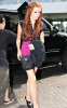 Ashlee Simpson picture as she arrives for a Vogue photo shoot at the Hilton hotel in Beverly Hills on October 18th 2009 5