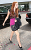 Ashlee Simpson picture as she arrives for a Vogue photo shoot at the Hilton hotel in Beverly Hills on October 18th 2009 4