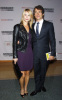 Claire Danes and Hugh Dancy attend the Opening Night Party for the Broadway play After Miss Julie held at the American Airlines Theatre on October 22nd 2009 2