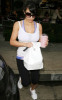 Kim Kardashian seen buying a smoothie after her workout on Robertson in West Hollywood on October 23rd 2009 4