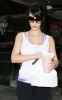 Kim Kardashian seen buying a smoothie after her workout on Robertson in West Hollywood on October 23rd 2009 6