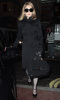 Madonna picture as she arrives to her hotel in London England on October 21st 2009 3
