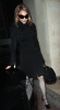 Madonna picture as she arrives to her hotel in London England on October 21st 2009 4