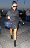 Victoria Beckham was spotted arriving at Heathrow Airport in London on October 23rd 2009 4