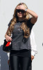 Amanda Bynes spotted walking around Melrose Ave in Los Angeles on October 23rd 2009 2