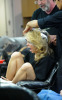AnnaLynne McCord spotted getting new hair highlights at a beauty Salon in Los Angeles on October 23rd 2009 2