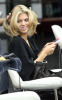 AnnaLynne McCord spotted getting new hair highlights at a beauty Salon in Los Angeles on October 23rd 2009 3