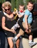 Britney Spears seen with her sons Jayden and Sean Federline to see Astroboy at a movie theater on October 21st 2009 in Calabasas 3