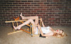 January Jones photo shoot from the November 2009 issue of GQ magazine 2