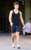 Joe Jonas spotted on his way to the gym in West Hollywood on October 24th 2009 1