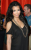 Kim Kardashian seen as she arrives at Land Shark Stadium in Miami Florida on October 25th 2009 5