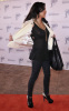 Kim Kardashian seen as she arrives at Land Shark Stadium in Miami Florida on October 25th 2009 8