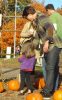 Tom Cruise with his daughter Suri seen getting a pumpkin at the Brooksby Farm in Massachusetts on October 25th 2009 1