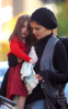 Katie Holmes with Suri shopping at local shops in Boston on October 26th 2009 4