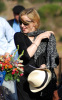 Madonna spotted at the construction site of a new academy for girls at Chinkhota village some 24km north of the capital Lilongwe Malawi on October 26th 2009 4