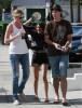 Shenae Grimes spotted at Urth Caffe with some of her friends in West Hollywood on october 26th 2009 3