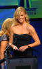 Charlize Theron picture on stage at the 2009 Hollywood Awards Gala Ceremony on October 26th 2009 4
