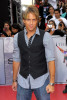 Larry Birkhead arrives at the premiere of This Is It movie on October 27th 2009