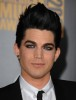 Adam Lambert arrives on the red carpet of the 2009 American Music Awards at LA Nokia Theatre on November 22nd 2009 2
