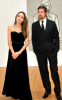 Angelina Jolie and Brad Pitt picture at a private viewing of The Museum of Contemporary Arts 30th anniversary MOCA Exhibition in Los Angeles on November 14th 2009 7