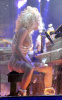 Lady GaGa performs onstage at the 2009 American Music Awards at Nokia Theatre L.A. Live on November 22nd 2009