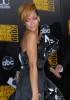 Rihanna arrives at the 2009 American Music Awards on November 22nd 2009
