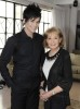 Barbara Walters with Adam Lambert as part of her special Barbara Walters Presents The 10 Most Fascinating People of 2009 4