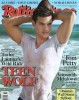 Taylor Lautner on the cover of latest issue December 2009 of Rolling Stone Magazine