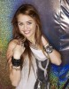 Miley Cyrus latest December 2009 Photoshoot in Casual Wear 7