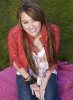 Miley Cyrus latest December 2009 Photoshoot in Casual Wear 9