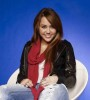 Miley Cyrus latest December 2009 Photoshoot in Casual Wear 2