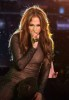 Jennifer Lopez photo from her performance in Times Square for News Years Eve on December 31st 2009 in New York City 2