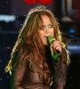 Jennifer Lopez photo from her performance in Times Square for News Years Eve on December 31st 2009 in New York City 6