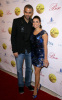 Eva Longoria and her husband Tony Parker spotted arriving at the Eve nightclub in Las Vegas on December 31ST 2009