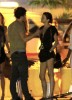 Orlando Bloom photo wih Miranda Kerr on New Years Eve at a luxury boat in St Barts on December 31st 2009 6