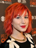 Hayley Williams arrives at the Peoples Choice Awards 2010 held at Nokia Theatre on January 6th 2010 in Los Angeles 3