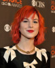 Hayley Williams arrives at the Peoples Choice Awards 2010 held at Nokia Theatre on January 6th 2010 in Los Angeles 4