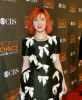 Hayley Williams arrives at the Peoples Choice Awards 2010 held at Nokia Theatre on January 6th 2010 in Los Angeles 1