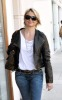 Michelle Pfeiffer spotted walking with a new short haircut in Beverly Hills on January 7th 2010 3
